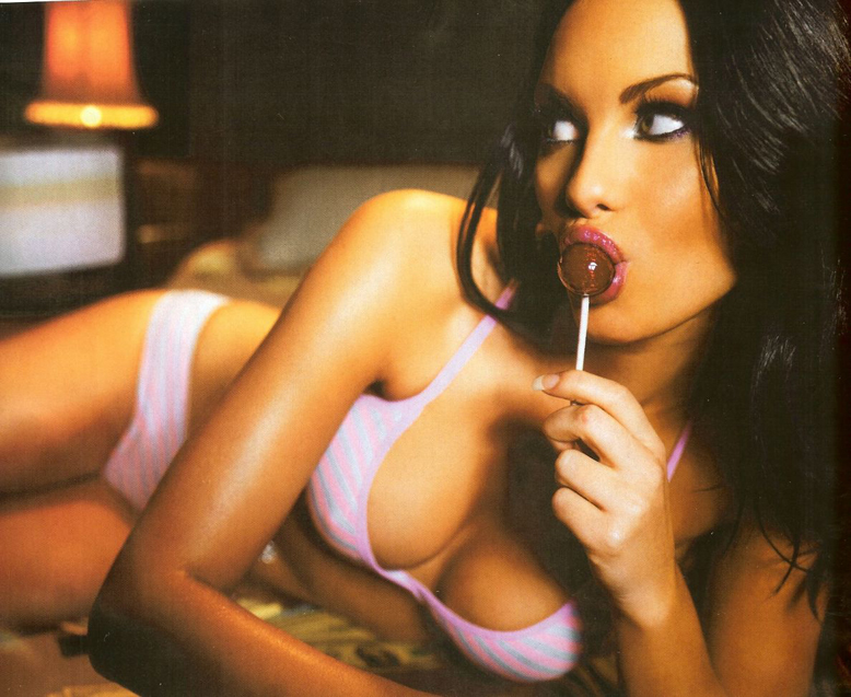 Jessica Jane Clement is the Wicked Chops Poker Friday Night Parting Shot Girl