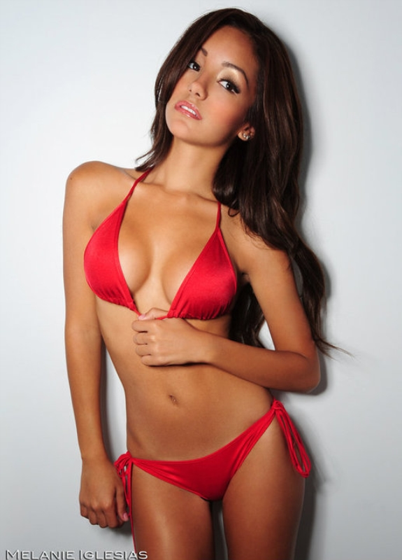 Melanie Iglesias - Maxim Hometown Hottie Winner